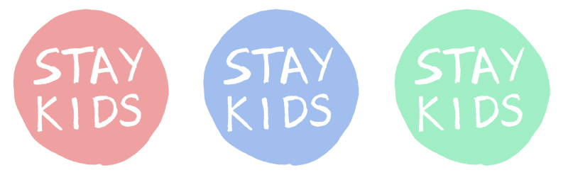 Stay Kids — A Creative Studio